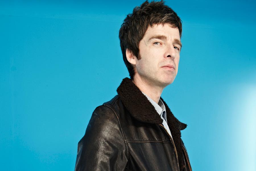 Noel Gallagher interviewed by former Manchester United defender Gary Neville – watch