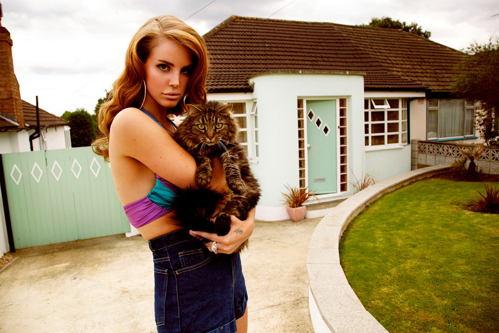 Lana Del Rey 15 Stunning Photos Nme