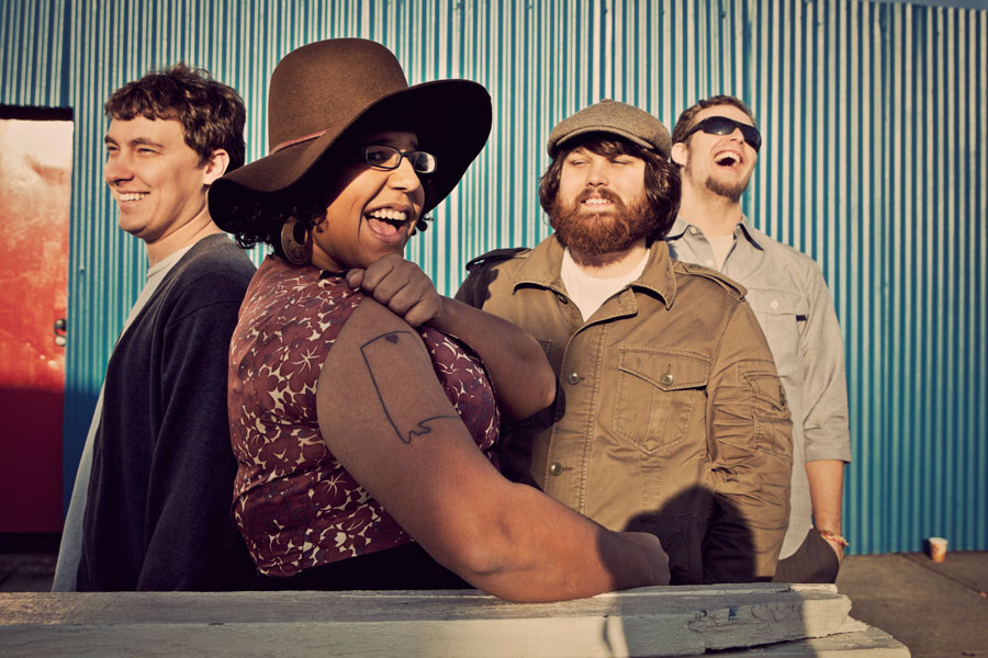 Alabama Shakes Top The First Ever Record Store Chart Nme