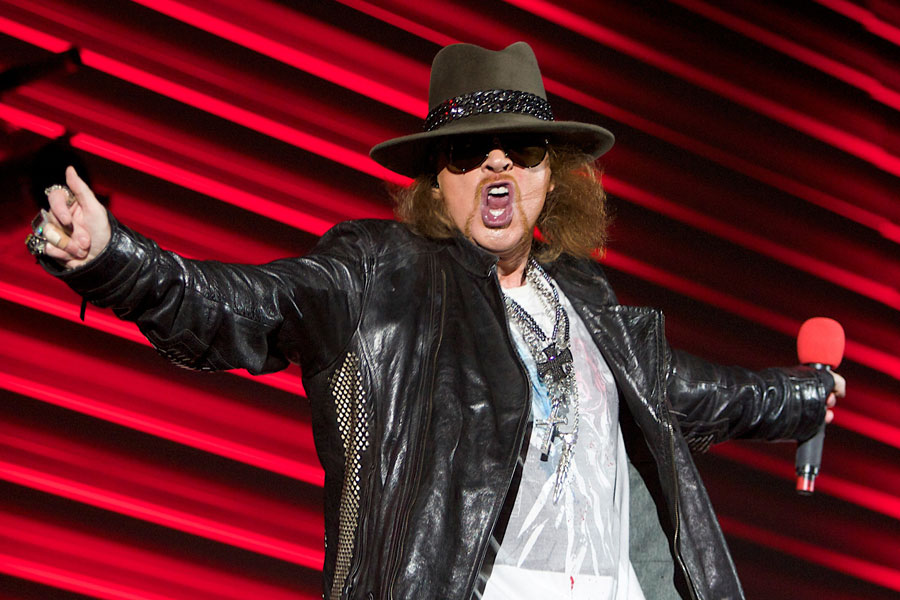 18 Reasons Why Axl Rose Is The Biggest Douchebag In Rock - NME