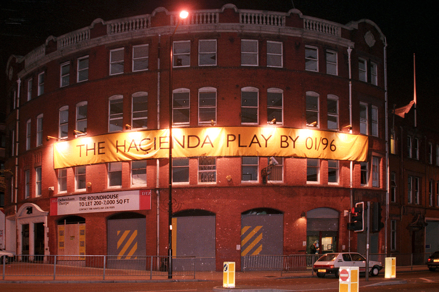 Manchester S Hacienda Nightclub Announces 30th Anniversary Celebration Plans Nme