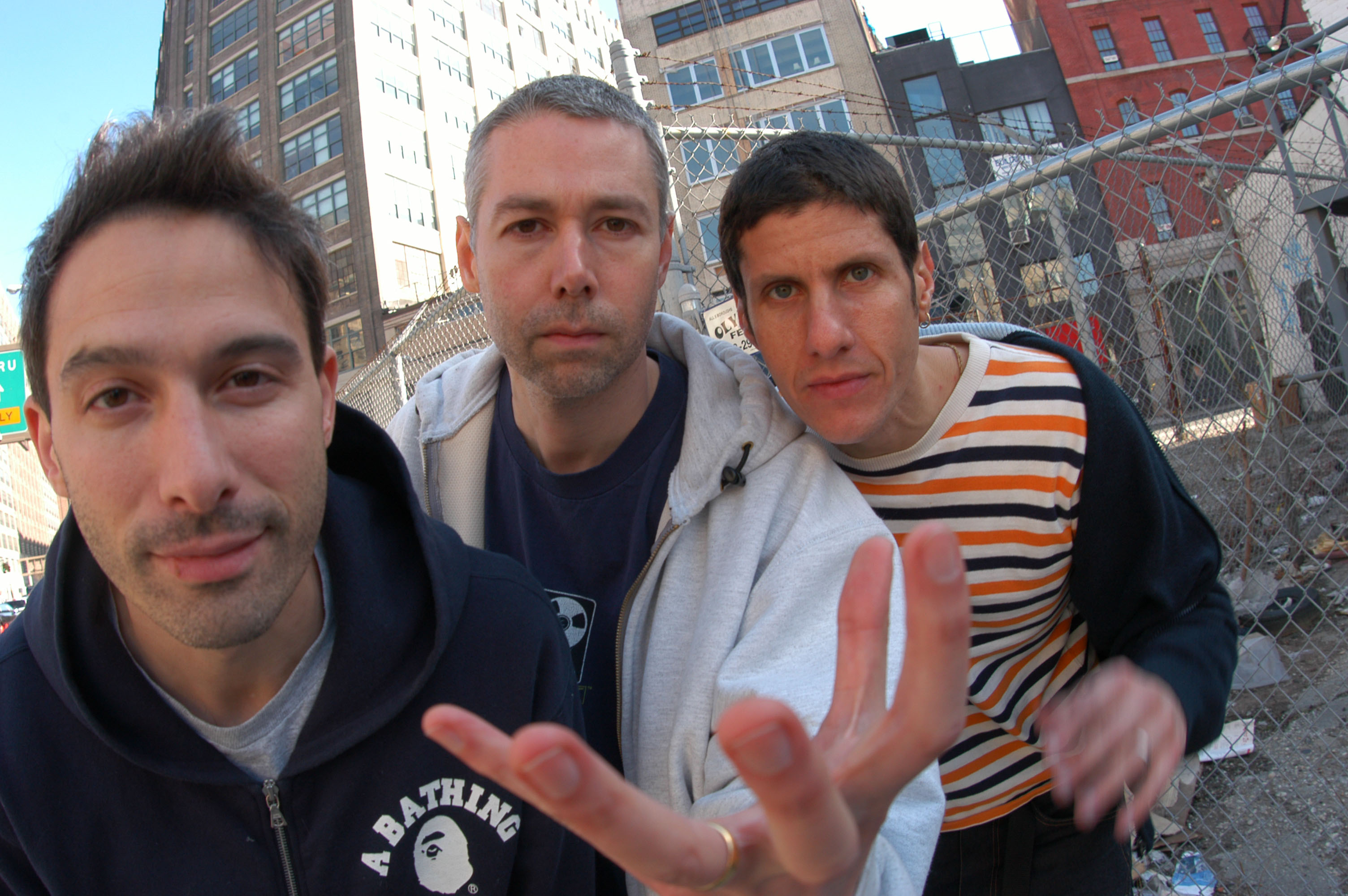Beastie Boys in New York