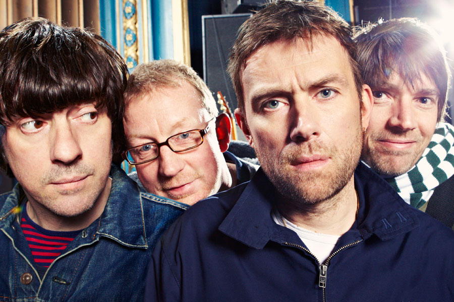 alex james i love being in the studio with blur nme