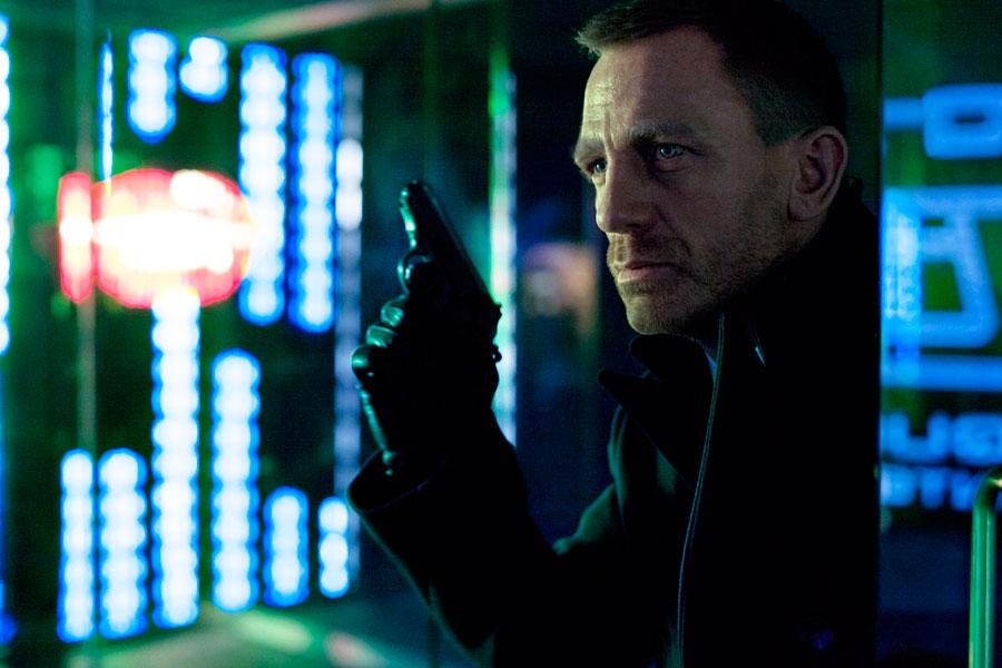 Thomas Newman's 'Skyfall' score surfaces on YouTube - NME