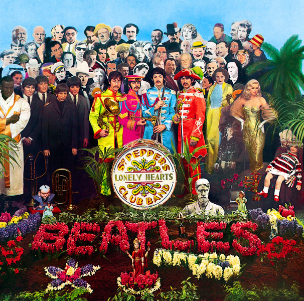 Sacred Cows The Beatles Sgt Pepper S Lonely Hearts