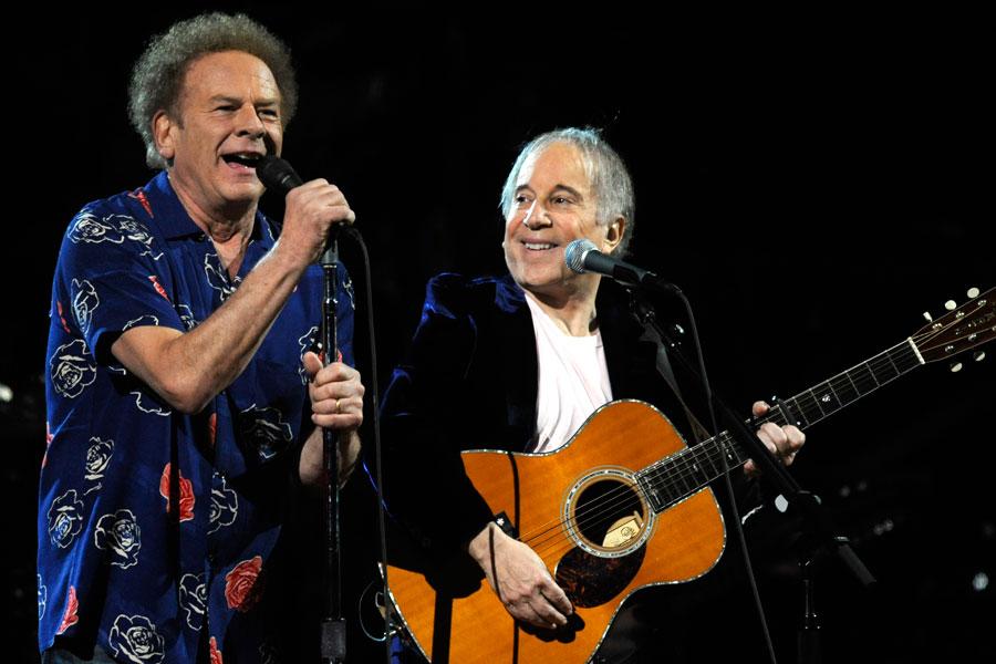 Paul Simon Ill Never Record With Art Garfunkel Again Nme
