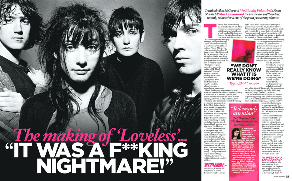 Schön Kevin Shields: U0027The New My Bloody Valentine Album Was Influenced By The  Beach Boysu0027