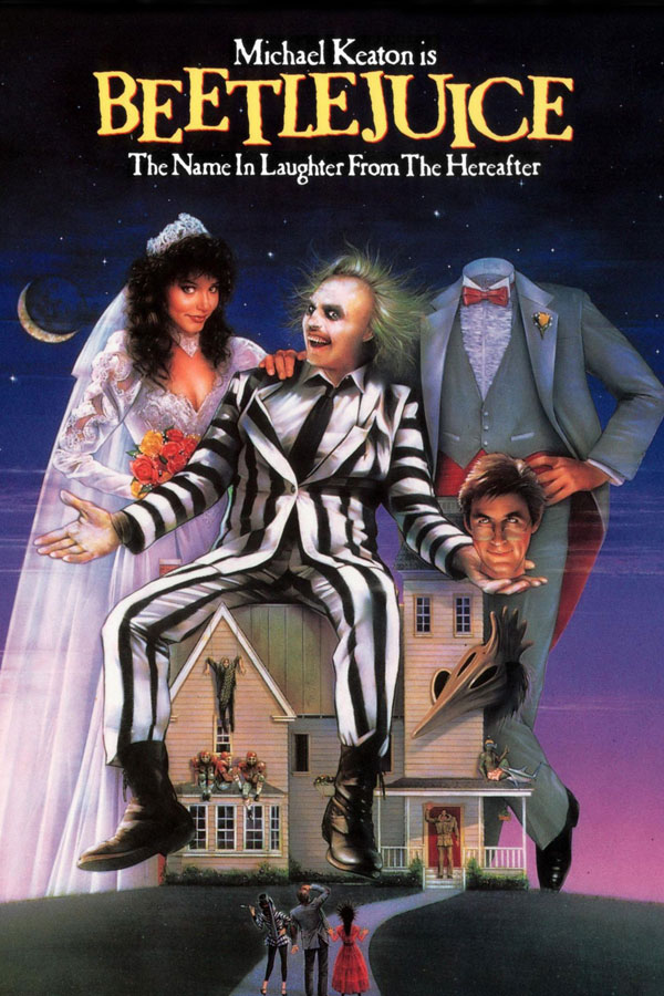 A 'Beetlejuice' Broadway musical is now in the works