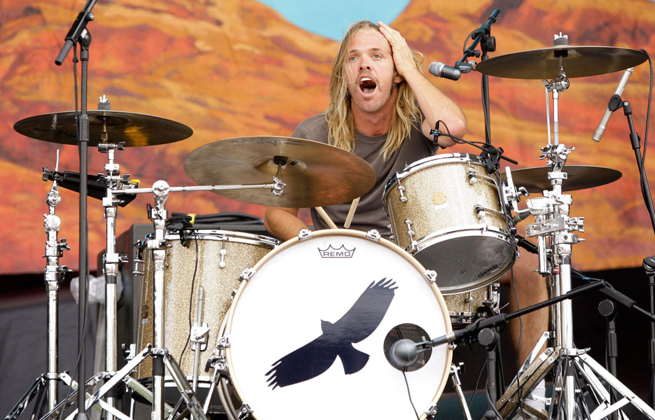 Foo Fighters Taylor Hawkins Doesn T Want Back And Forth