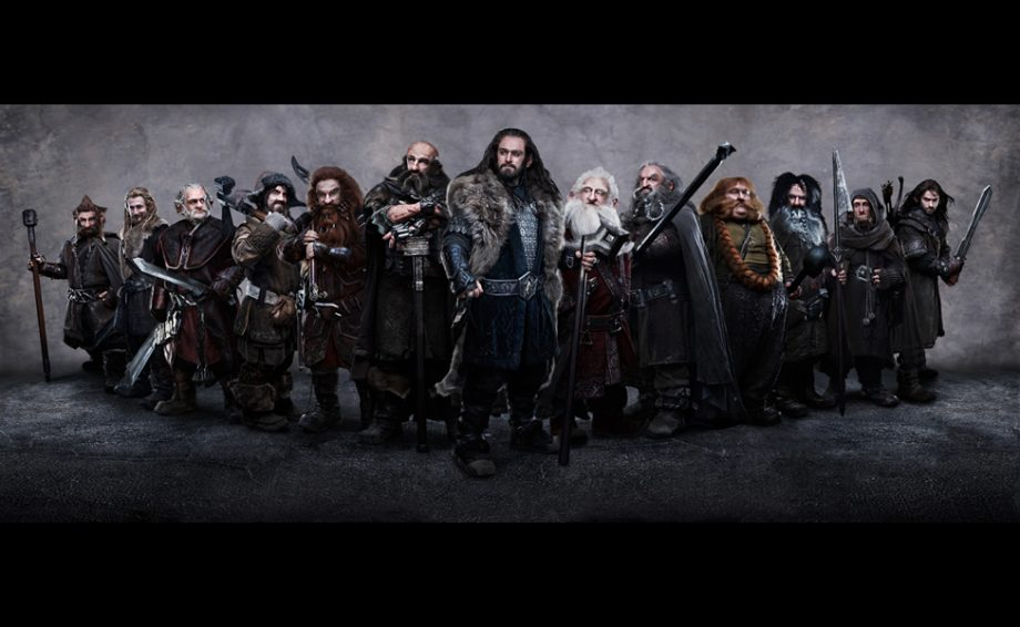 all 13 dwarves revealed for the hobbit nme