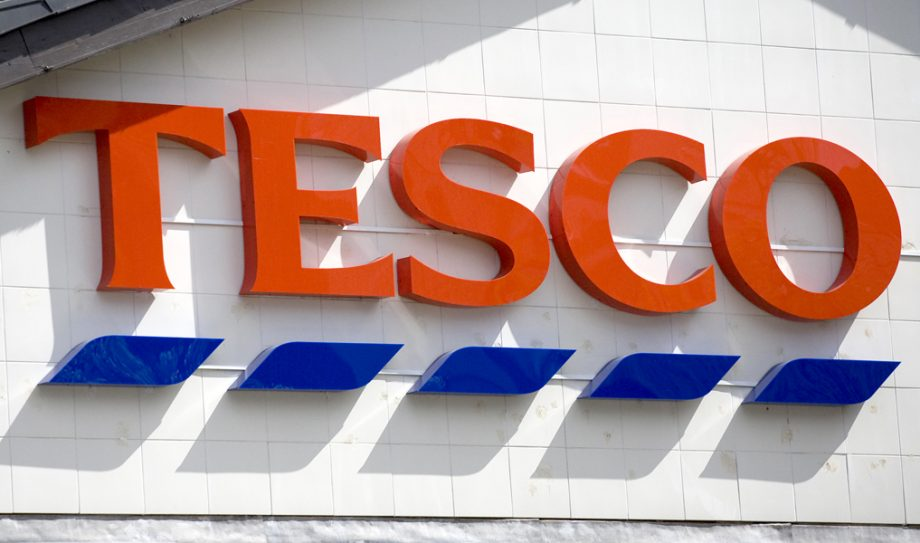 Tesco to take on itunes with download service nme a general view of the logo of supermarket chain tesco taken on the day that tesco announces profits of 34bn credit pa photos malvernweather Image collections