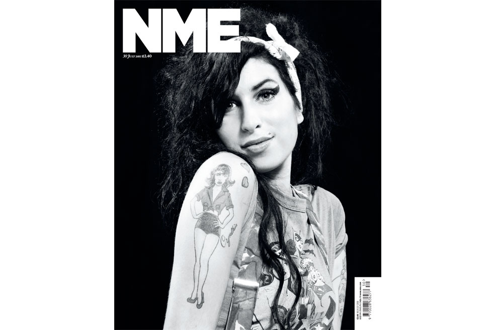Amy Winehouse 20 Beautiful Photos Nme