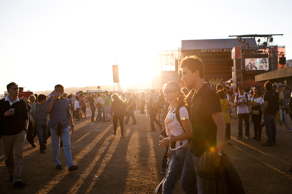 Optimus Alive Festival 35 Awesome Photos Nme