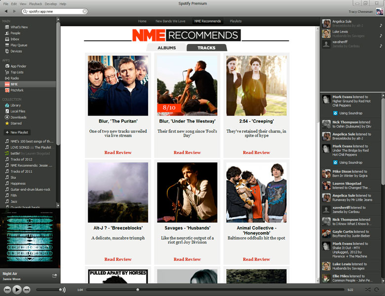 Introducing the NME app on Spotify - NME
