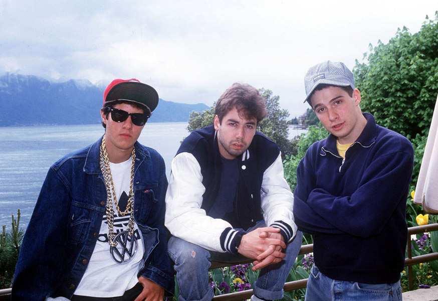 American hip hop group Beastie Boys