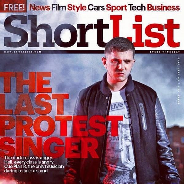 Plan B responds to 'neo-Nazi' t-shirt criticism - NME