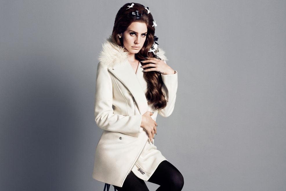 Lana Del Rey S H Amp M Shoot Cool Or Cringey Nme