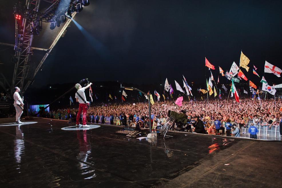 Photo: Danny North/NME