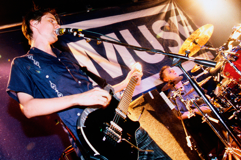 Photo: Andy Willsher/NME