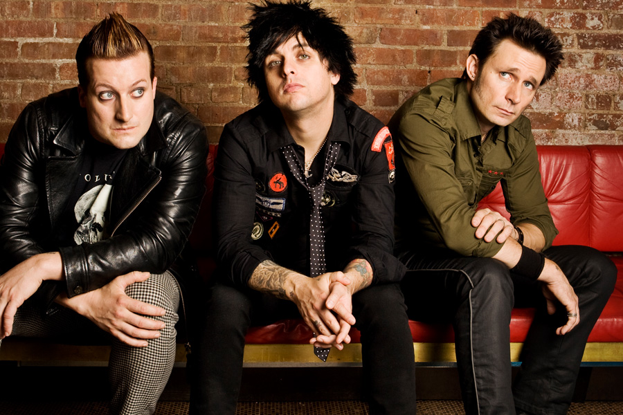Green Day Musical Tour Dates