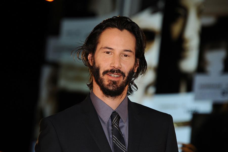 Keanu Reeves has revea...