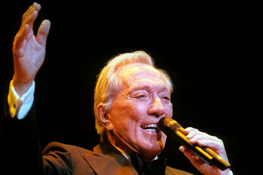 Singer Andy Williams Dies Aged 84 Nme