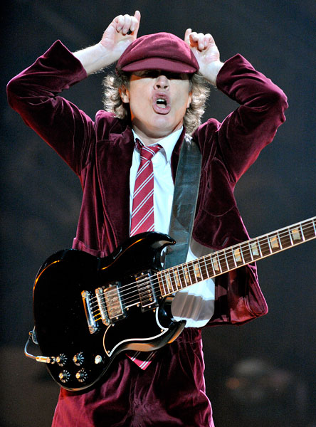 AC/DC release DVD of 1...