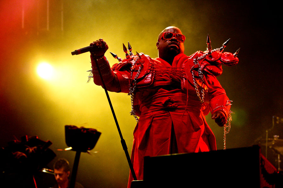 Cee Lo Green to release Christmas album 'Magic Moment' in October ...