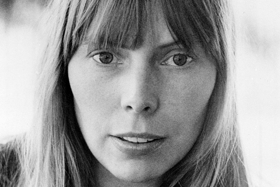 Lisa Scottoline on Joni Mitchell's 'A Case of You'
