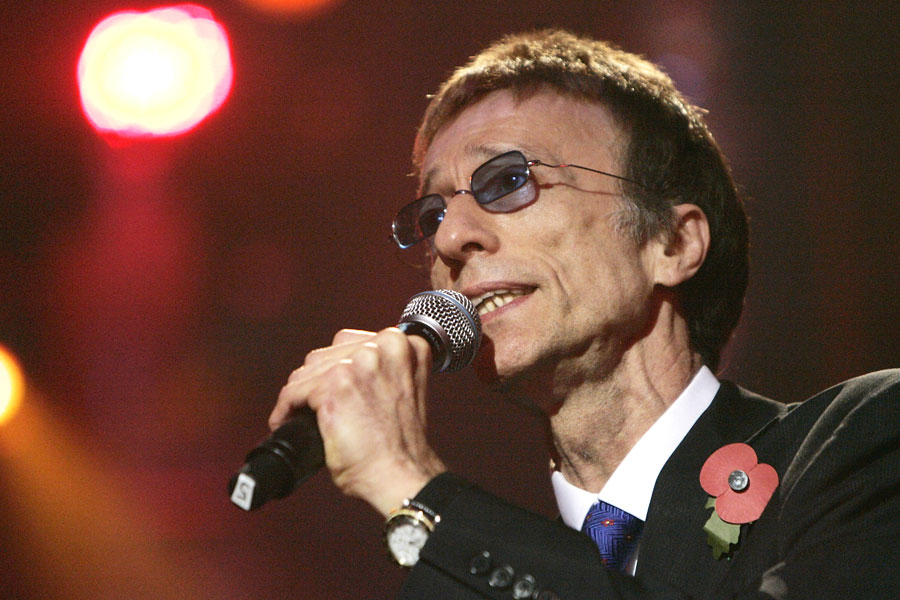 Report Claims Bee Gees Robin Gibb Was Investigated By Fbi