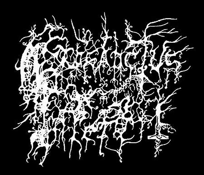 31 illegible black metal band logos - NME
