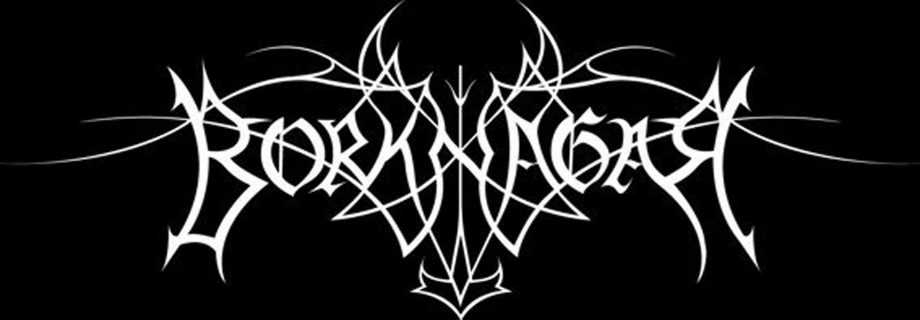 31 Illegible Black Metal Band Logos Nme