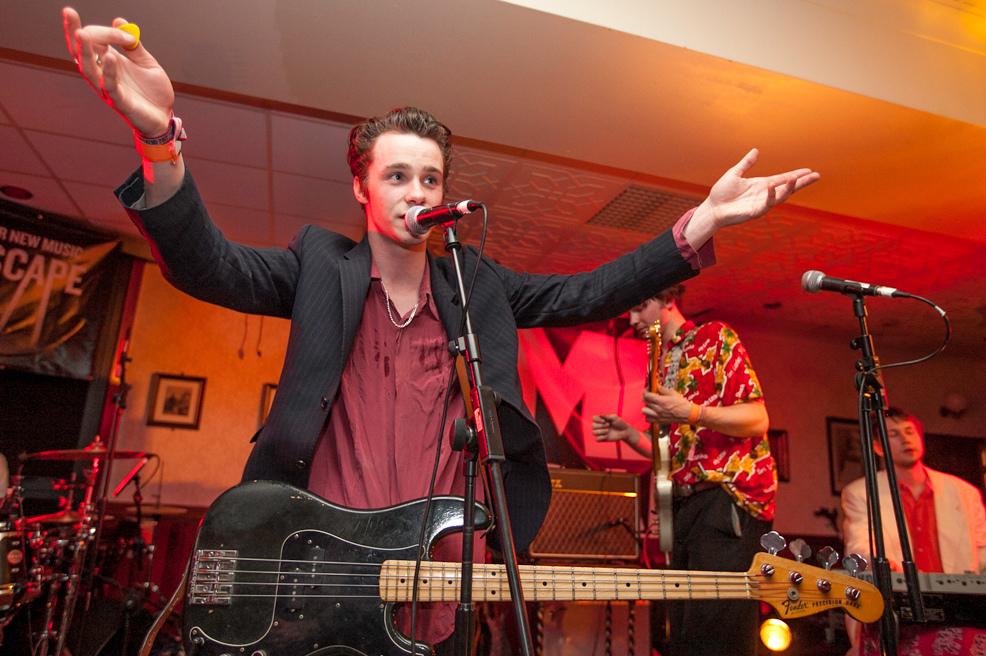 Photo: Dan Dennison/ NME
