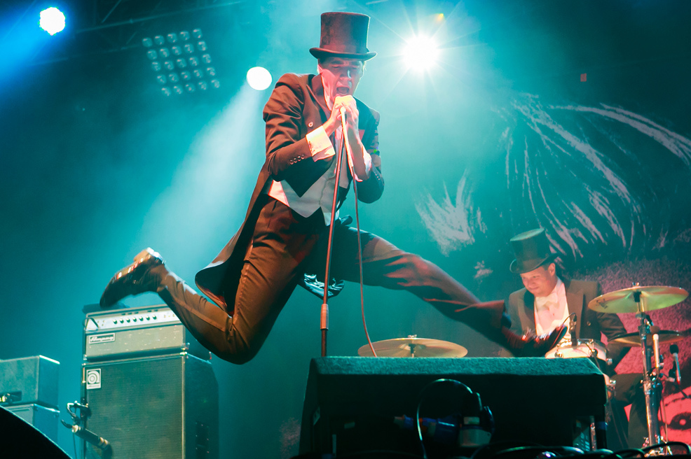 Photo: Victor Frankowski/ NME