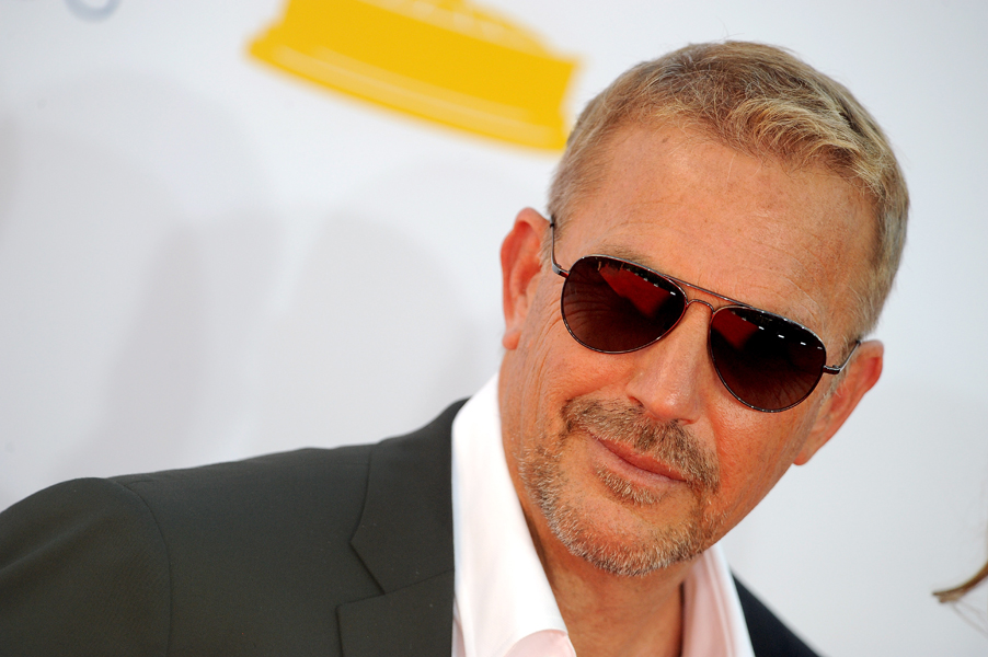 Kevin Costner To Star In New Action Movie From Charlie S