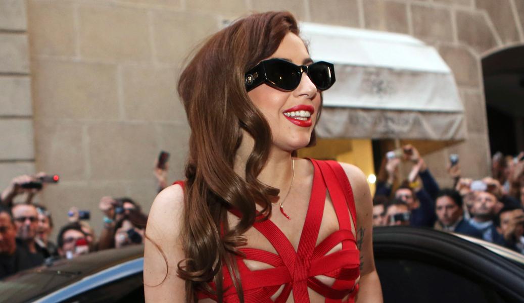 Sextapes Nackt Lady Gaga Upskirt erschossen