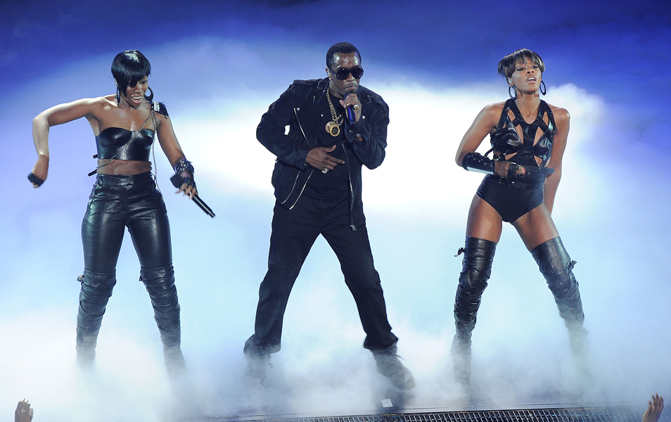 Sean 'P. Diddy' Combs onstage during the 2010 BET Awards at the Shrine Auditorium on June 27, 2010 in Los Angeles, California.