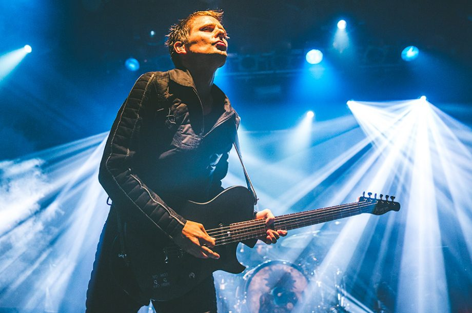 Muse's Matt Bellamy teases a 'by request' club tour