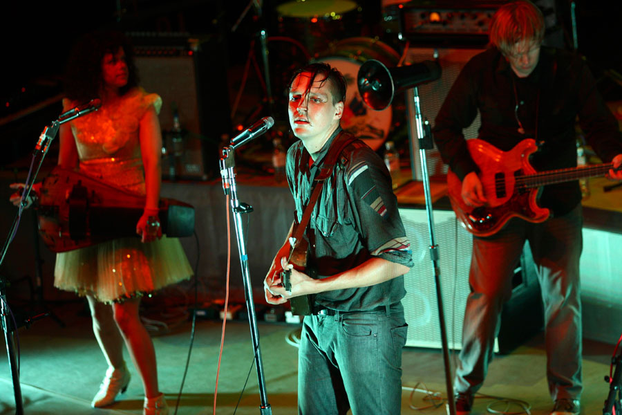 5fea38c96 Arcade Fire debut new track  Crucified Again  – listen - NME