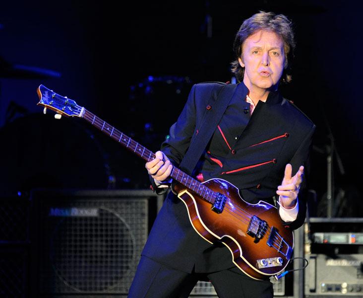 Yoko Ono thanks Paul McCartney for saying she didn't split