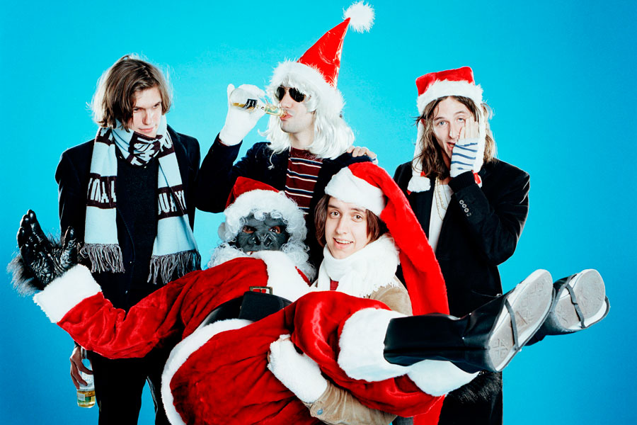 Heart, Magic, Capital, Radio 1 have already started blasting the likes of 'Let It Snow', 'Fairytale Of New York', and 'Another Rock'N'Roll Christmas' (ok, ...