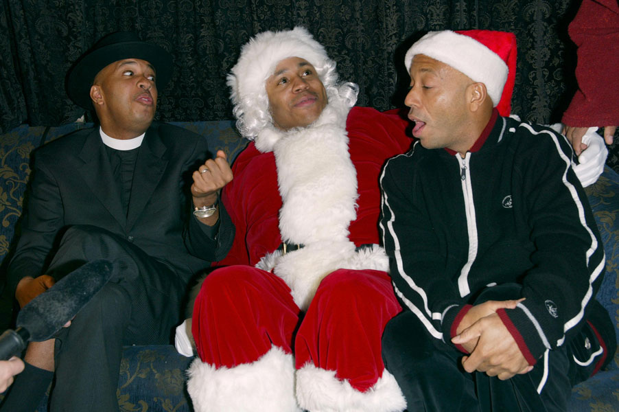 Wrapper\'s Delight - The Best Hip Hop Christmas Songs - NME