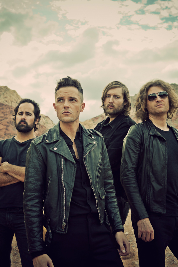 The Killers on their new Christmas single: \'You\'d be surprised what ...