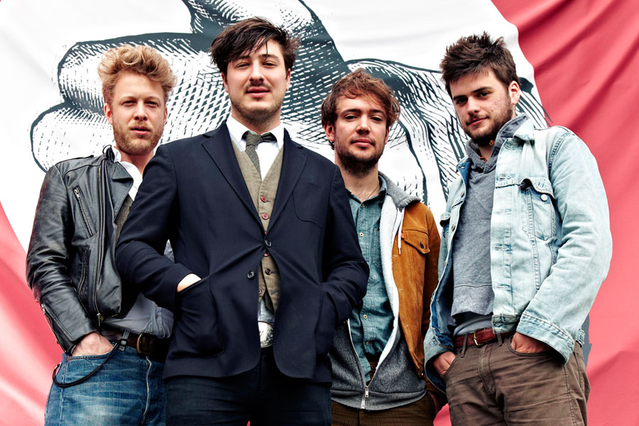 Mumford & Sons: 'We're already working on new songs' - NME