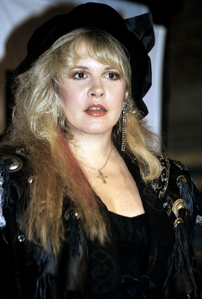 why stevie nicks is the ultimate rock goddess nme