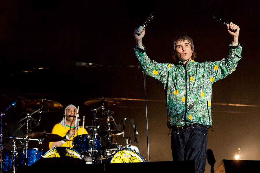 The Stone Roses Bring Out The Hits As They Close V