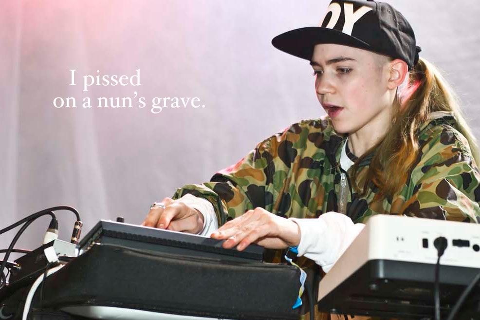 Photo: Carsten Windhorst/NME