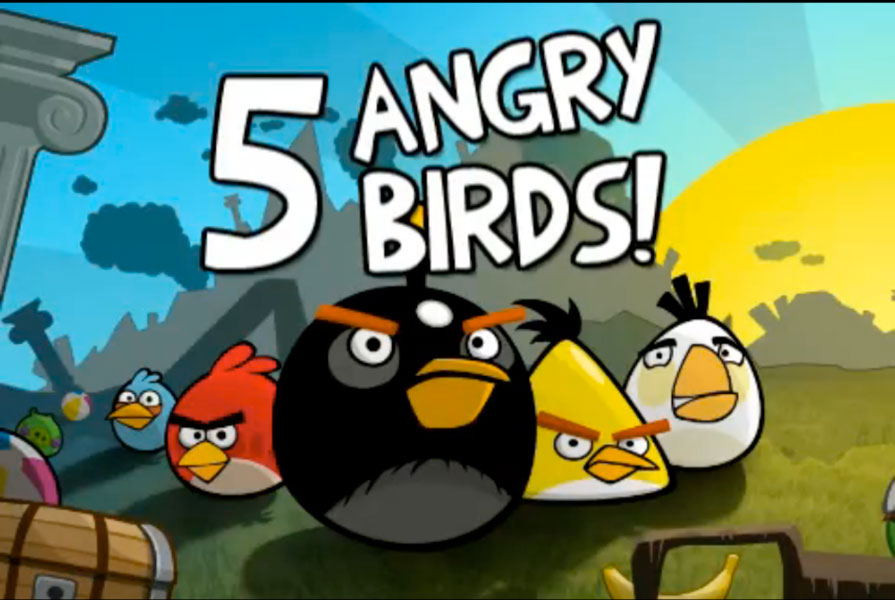 Angry birds movie to be scripted by the simpsons writer jon angry birds movie to be scripted by the simpsons writer jon vitti voltagebd Choice Image