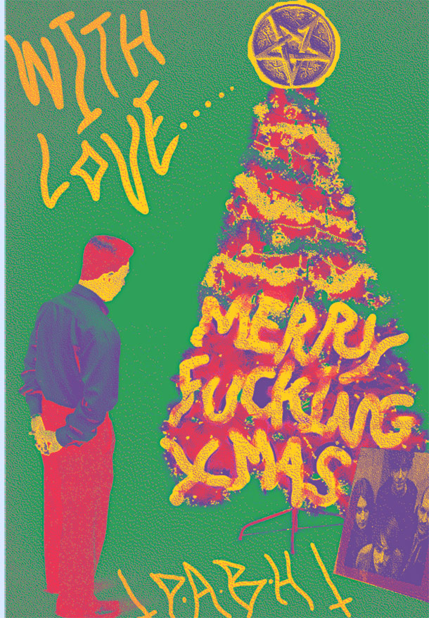 NME Xmas Cards