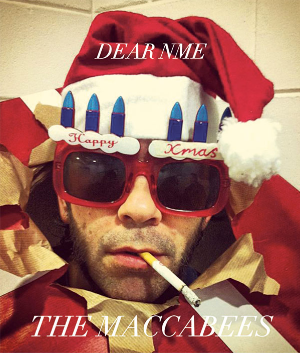 Music Stars Design Christmas Cards Just For You - NME